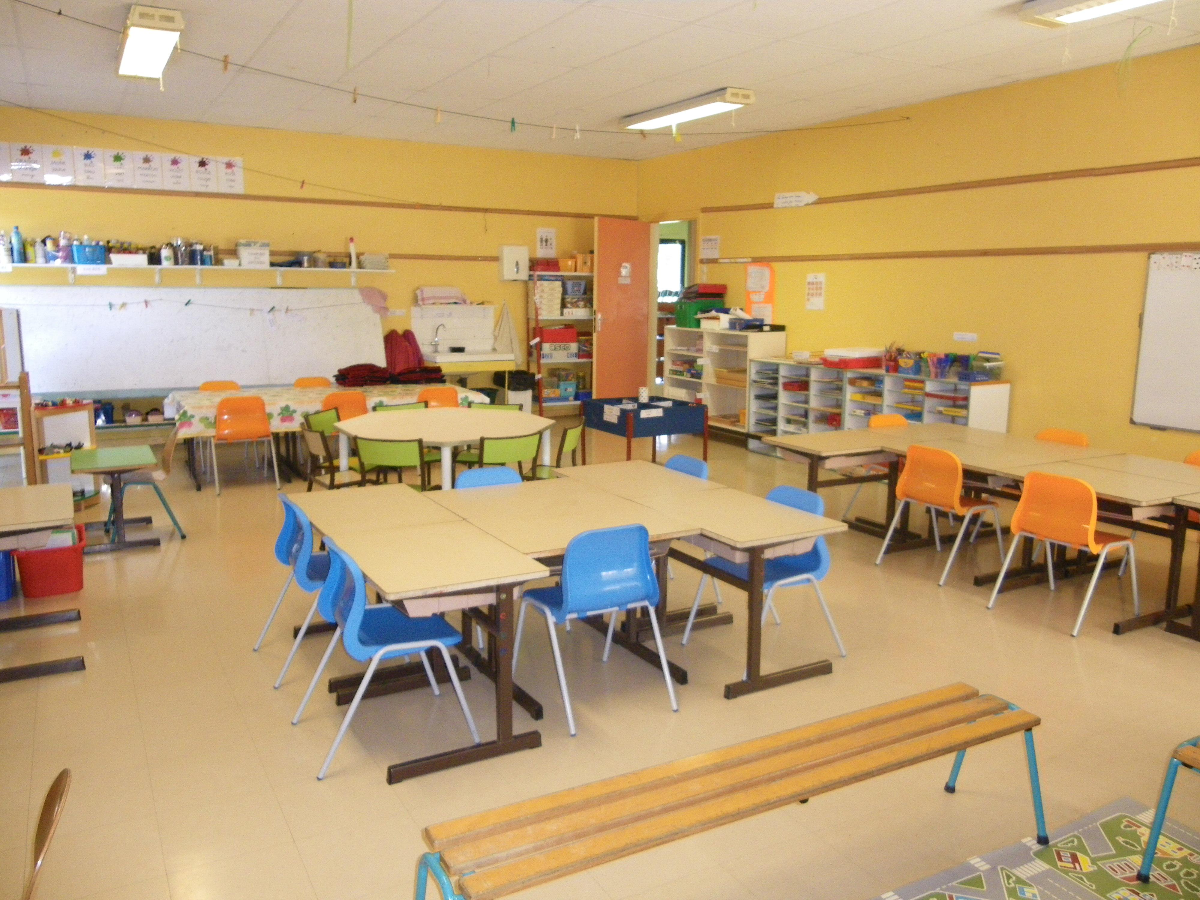 Ecole maternelle mairie de flesselles - Image classe maternelle ...